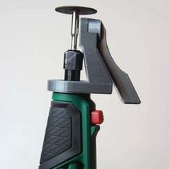 IMG_5527.JPG Download free STL file Parkside drill bit sharpener • 3D printing object, parek
