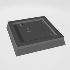 Pit2-1.png Download STL file Pit Trap (Tabletop Tokens) • 3D print model, nates_mini_stuff