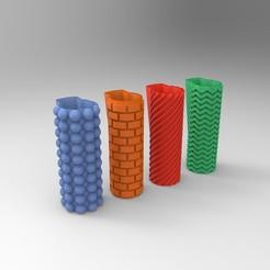 Renders Clipper.176.jpg Télécharger fichier STL Affaire du briquet Clipper • Modèle imprimable en 3D, JoakoZarza