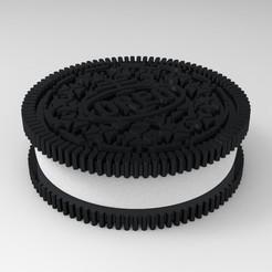 Renders Grinders.154.jpg Download STL file Oreo Grinder • 3D printing template, JoakoZarza