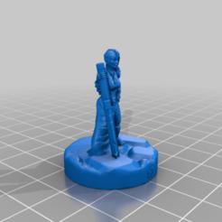 DwarfButcherBHG.png Télécharger fichier STL gratuit Boucher nain 28mm sans support • Design pour impression 3D, BelvedereHouseGames