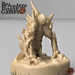 UndeadForestCerberusBHGr.jpg Download free STL file Undead Forest Cerberus • 3D printer template, BelvedereHouseGames