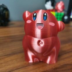 20210120_112828.jpg Télécharger fichier STL Le mannequin Thicc Kirby • Plan pour imprimante 3D, MarkVLG