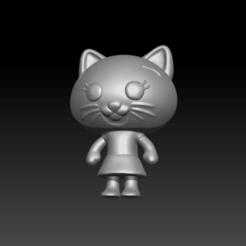 MeiLi.png Télécharger fichier STL Mei Li - L'ami de Plim Plim • Design pour impression 3D, Abadis3D