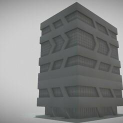 Screenshot (7).jpg Download OBJ file Building  • 3D printer design, daxoni
