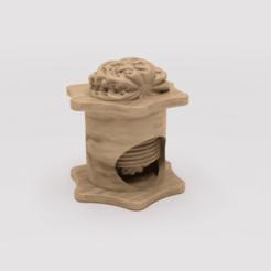 cassenoix_2021.png Télécharger fichier STL Casse noix de table • Objet imprimable en 3D, alainlaffitte