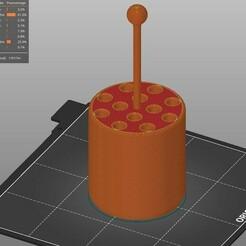 rangelime.jpg Télécharger fichier 3MF Range Limes aiguilles de bureau • Modèle à imprimer en 3D, alainlaffitte