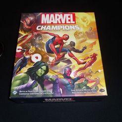 SAM_3231.JPG Télécharger fichier STL gratuit Marvel Champions - Organisateur • Plan imprimable en 3D, internet__king