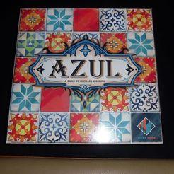 SAM_3221.JPG Télécharger fichier STL gratuit Azul + Crystal Mosaic - Organisateur • Design imprimable en 3D, internet__king