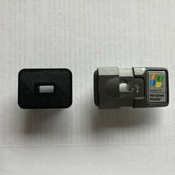 IMG_6610.jpg Download STL file Fiat USB port • Object to 3D print, tomaskutta