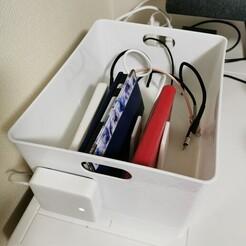 IMG_20210125_190426.jpg Télécharger fichier STL gratuit Station d'accueil pour smartphone • Plan imprimable en 3D, like_3d