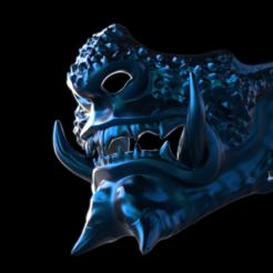 sammask omsx 3.397.png Télécharger fichier OBJ gratuit SamMask omsx 3 • Design à imprimer en 3D, mariusciulei