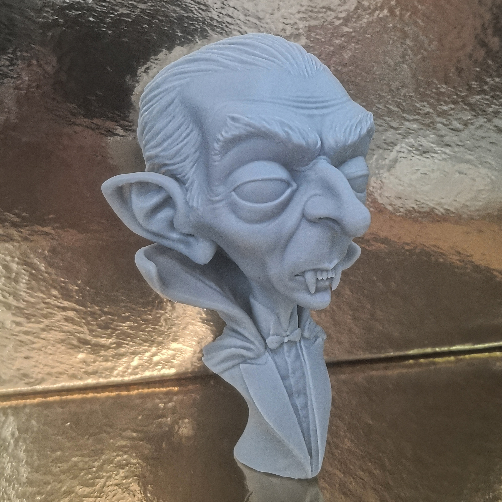 Foto_001.jpg Download STL file Dracula • 3D print model, monstersbarcelona