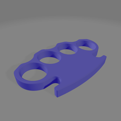 punch1.png Download free STL file KNUCKLES PUNCH • 3D printing model, say3dmodel