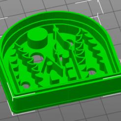 Bez názvu.png Download STL file cookie cutter - christmas village • Model to 3D print, sedlacekmichalpraca
