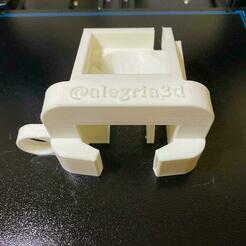 137278854_434320804435030_1388556183831733810_n.jpg Download free STL file Ender 3 V2 Upgrade Fan + Autolev  • 3D printable template, alegria3d