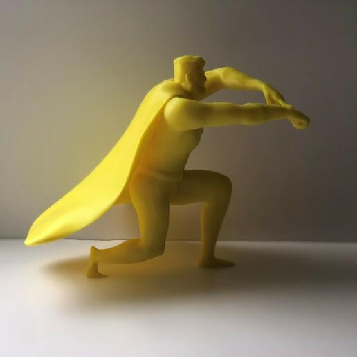 IMG_2379.jpeg Télécharger fichier OBJ Captain Hero - Drawn Together (scène de Magnéto) • Plan pour imprimante 3D, sendlovestore