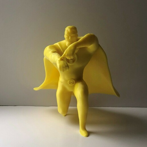 IMG_2381.jpeg Download OBJ file Captain Hero - Drawn Together (Magneto scene) • 3D printable model, sendlovestore