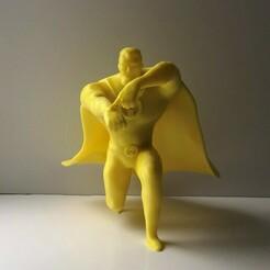 IMG_2381.jpeg Télécharger fichier OBJ Captain Hero - Drawn Together (scène de Magnéto) • Plan pour imprimante 3D, sendlovestore