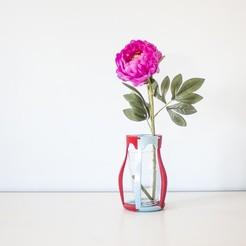 _MG_2084.jpg Download STL file Evasore | flowerpot • 3D printing design, Tulofai