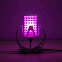 _MG_2341.jpg Download STL file NOVEDISETTE | Lamp • Model to 3D print, Tulofai