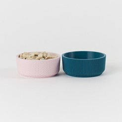 tiny_bowl2.jpg Download free STL file BOWL SET - TABLE7 COLLECTION • 3D print model, UAUproject