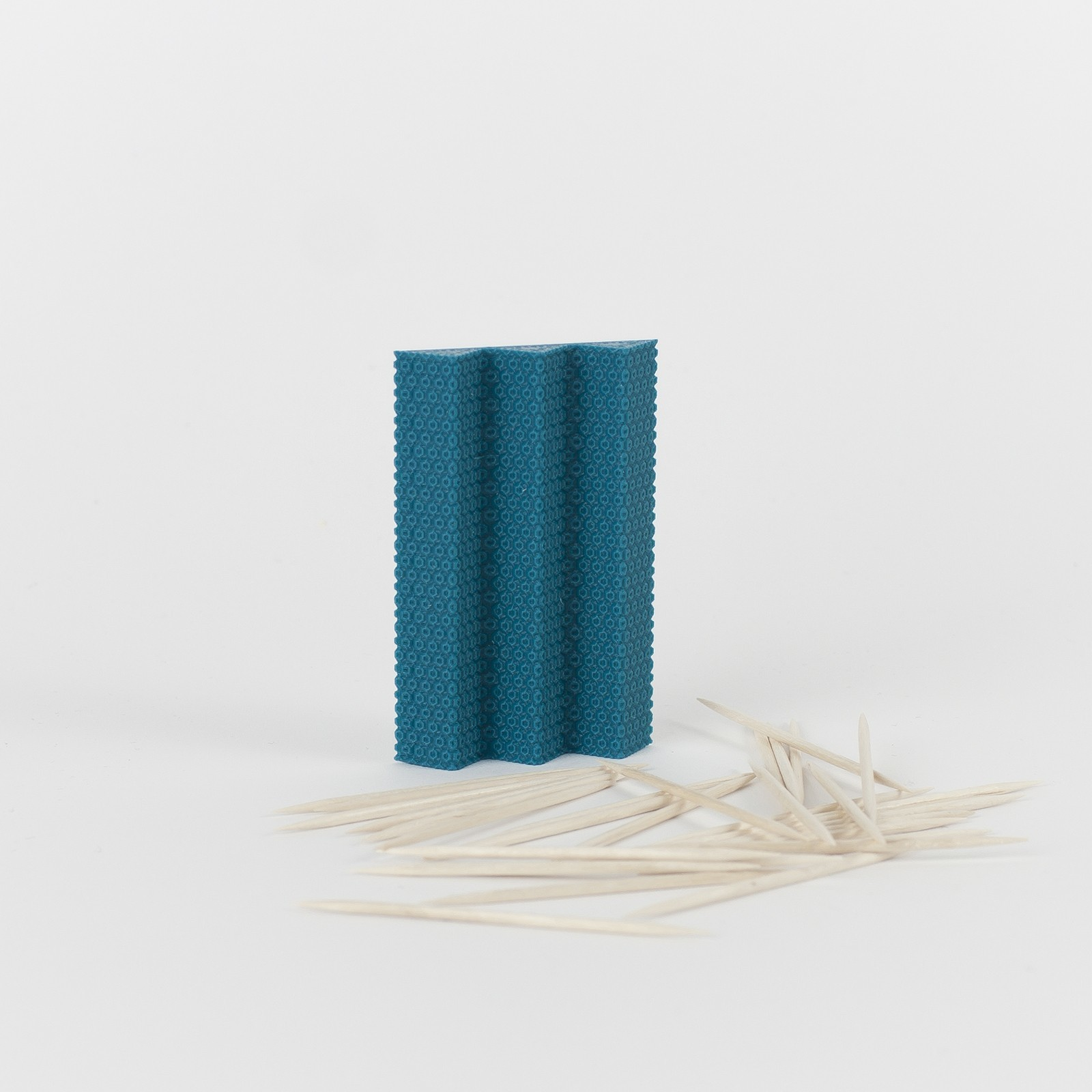 toothpick_holder3.jpg Download free STL file Toothpick holder - TABLE7 COLLECTION • 3D printable model, UAUproject