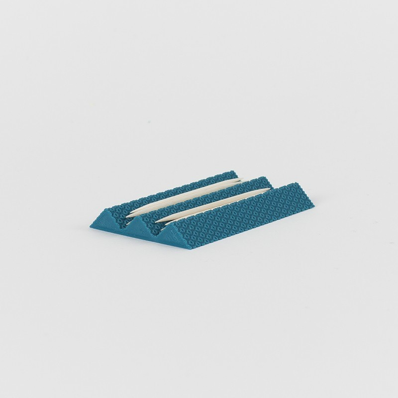 toothpick_holder2.jpg Download free STL file Toothpick holder - TABLE7 COLLECTION • 3D printable model, UAUproject
