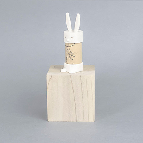 Download free 3D printing models Cork Pals: Mr. Rabbit, UAUproject