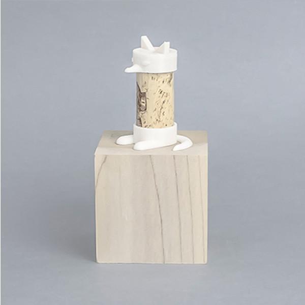 Renard.jpg Download free STL file Cork Pals: Corcastic Mr. Fox • 3D printer design, UAUproject