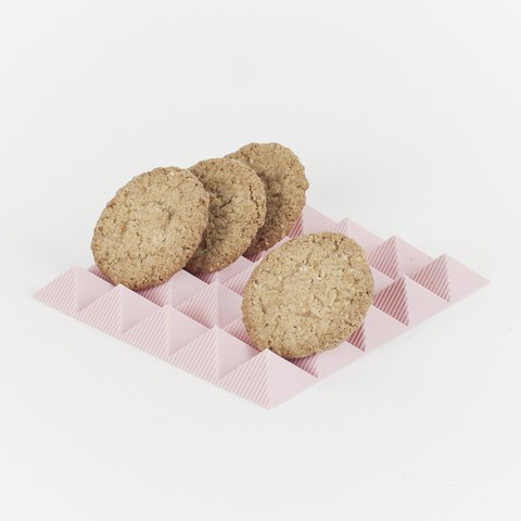 tray3.jpg Download free STL file SNACK PLATE - TABLE7 COLLECTION • 3D printable object, UAUproject