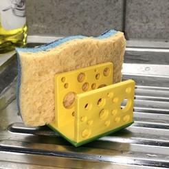 IMG_3200.jpg Télécharger fichier STL Sponge basket • Design imprimable en 3D, SweetPrinting