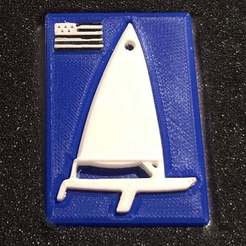 50919542_2266901400298788_2714488316836708352_n.jpg Télécharger fichier STL gratuit Bijou de bateau ou porte-clés • Objet pour imprimante 3D, SweetPrinting