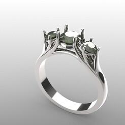 new.jpg Download STL file ring • 3D printing template, Oscar_Designer