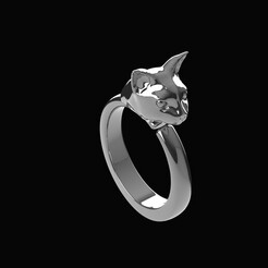 gatok.jpg Download STL file cat • 3D printing template, Oscar_Designer