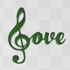 3D Builder 15_1_2021 2_33_37 πμ (2).png Download STL file love music • 3D print object, moedivm