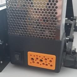 20201204_123639.jpg Télécharger fichier STL Boîtier d'alimentation électrique pour Anet A8 • Design à imprimer en 3D, Malamut