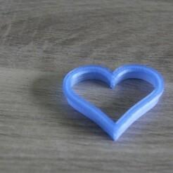 IMG_5088.JPG Download free STL file cake cutters -heart • 3D printable model, EFAUVET