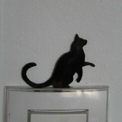 IMG_5057.JPG Download STL file switch decoration cat • 3D printable object, EFAUVET
