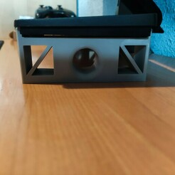 IMG_20201227_150641.jpg Download STL file Benq EW2440 Monitor Stand • Template to 3D print, joseluisgil