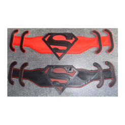 Superman ear savers.PNG Télécharger fichier 3MF Superman ear saver • Design pour impression 3D, anthony__blondel
