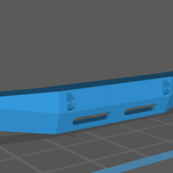 obrázek_2020-12-29_141933.png Download free STL file Offroad bumper • 3D printable design, Perweeka
