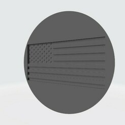 """Front View.jpg Download STL file American Flag Chevy Wheels Center Cap -4 1/8"""" inches • 3D printable model, dcsoelvis"""