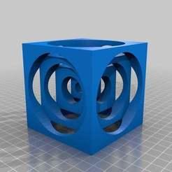 Turners_Cube.jpg Download STL file Turner's Cube • Design to 3D print, daileydoug