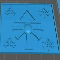 Space Elves.JPG Télécharger fichier STL Icône de l'elfe de l'espace pour le Game Tracker • Plan pour impression 3D, TheArk3tekt