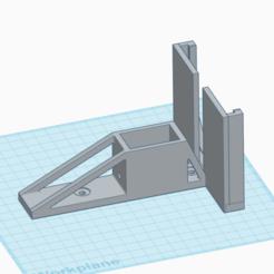 Screenshot_1.png Télécharger fichier STL CR6-SE Porte-bobine supérieur avec support d'alarme incendie • Plan pour imprimante 3D, ridel