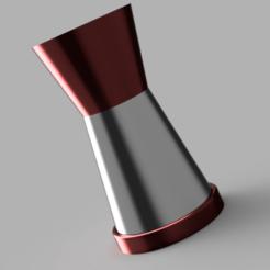 ZUCKERSTREUER.png Télécharger fichier STL gratuit Tamis à sucre en poudre • Design pour imprimante 3D, vitaly12