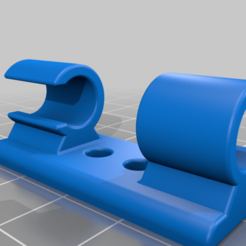Cable_Clip_Screw.png Download free STL file Simple Cable Clip • 3D print design, vitaly12