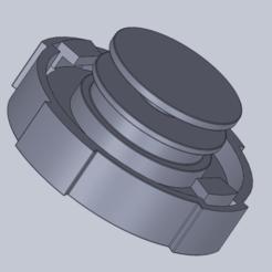 2021-01-23 (12).png Download STL file Power Stering Nissan Xterra 2000 • Design to 3D print, deeduar