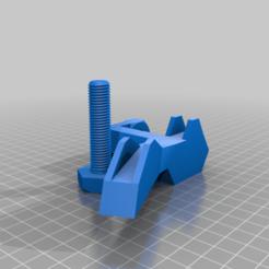 NEWPhoneHolder14112020.png Télécharger fichier STL gratuit Pince de support téléphonique • Design imprimable en 3D, xushix